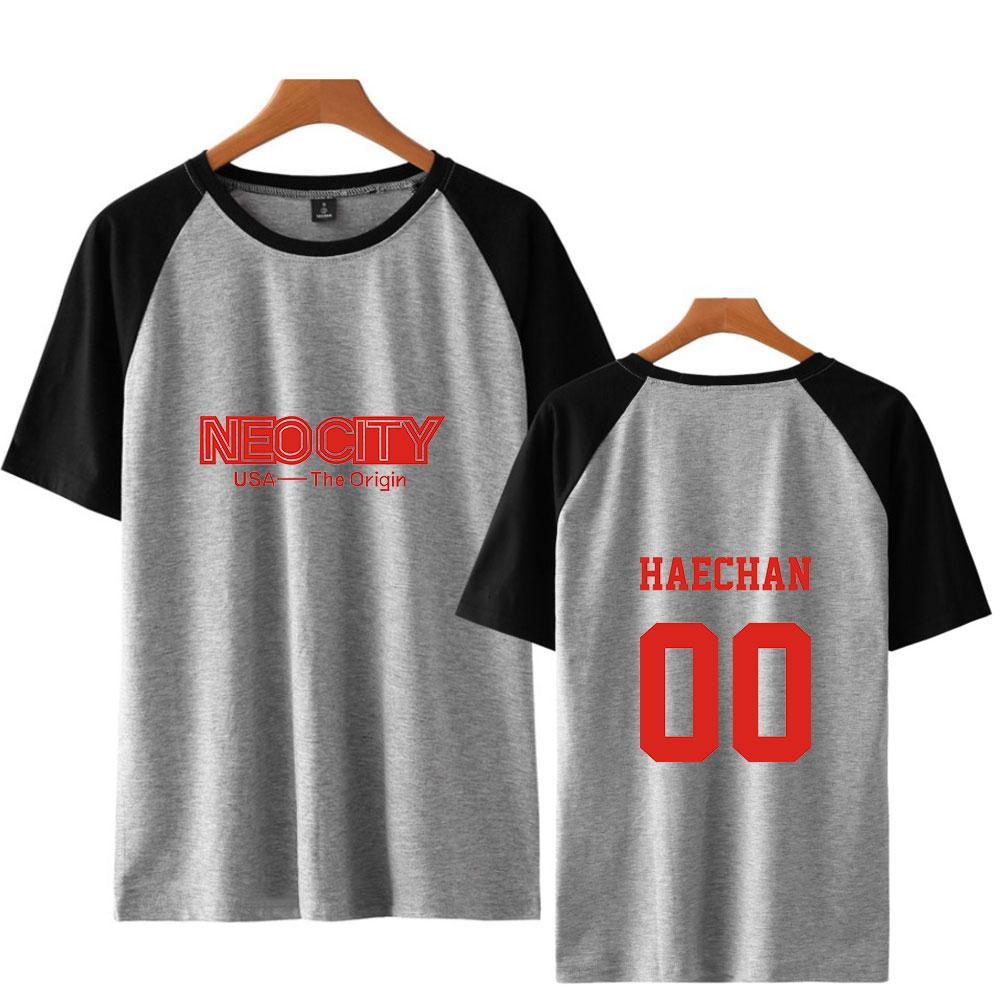 3d6ab639a Nct 127 Idol T Shirt Women/Men Casual Kpop Short 2019 New O Neck Arrival  Shirt Fashion Streetwear Harajuku Loose College Style Funniest T Shirts  Mens Funny ...