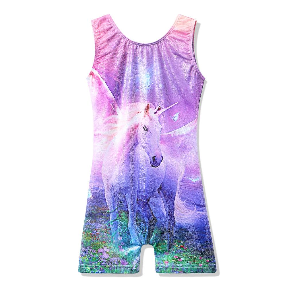 f68e55c4f0bd 2019 BAOHULU Teens Kids Ballet Gymnastics Leotards Sleeveless Unicorn  Ballet Fancy Party Girls Tutu Dress Dance Wear For Performance From  Vikey18, ...
