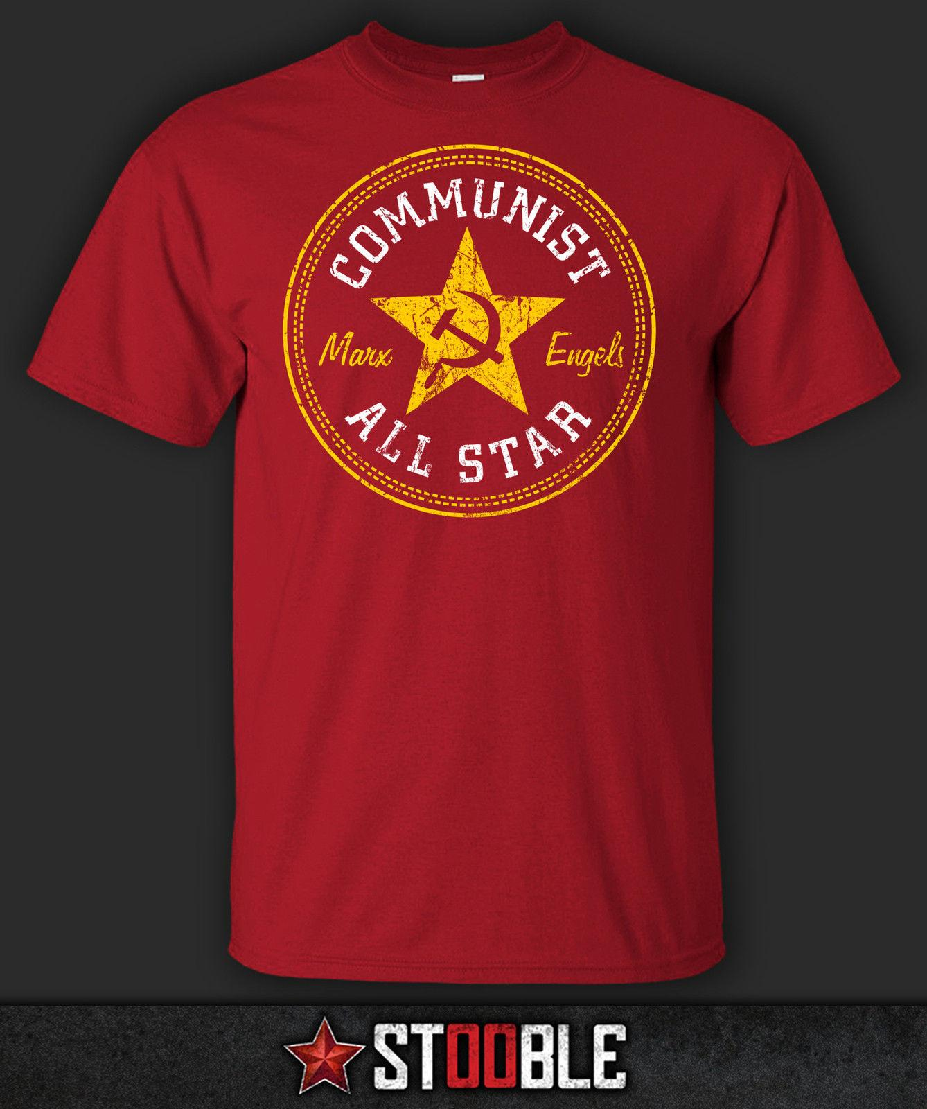 93457ba3 Communist T Shirt Direct From StockistFunny Unisex Casual Tee Gift Fun T  Shirts Online Shirts From Buttonitbadges, $12.96| DHgate.Com