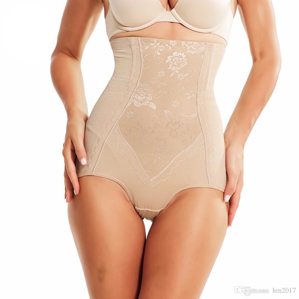2a27c61cbb Free DHL Women Panties Control Pants Shaper Waist Modeling Strap ...