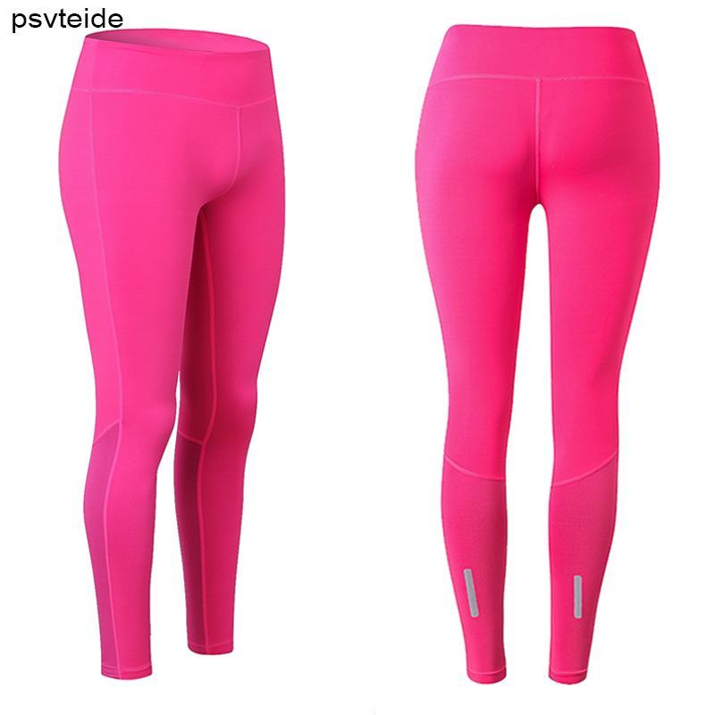 9176fa3330 Compre Pantalones De Compresión Para Mujer Mallas Para Correr Medias De  Ejercicio Para Mujeres Mallas Pantalones De Yoga Deporte Para Mujer  Leggings Para ...