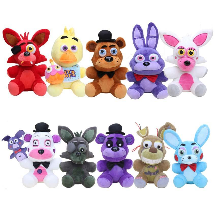 2019 25cm FNAF Game Five Nights At Freddy'S Funtime Foxy
