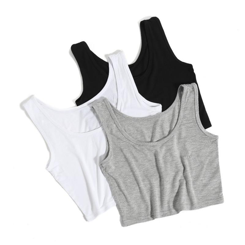 1f871b80af67b 2019 Spring Summer Women Tank Tops Quick Dry Yoga Shirts Loose Gym Fitness  Sport Sleeveless Vest Singlet For Running Training Outdoor From Shinysun