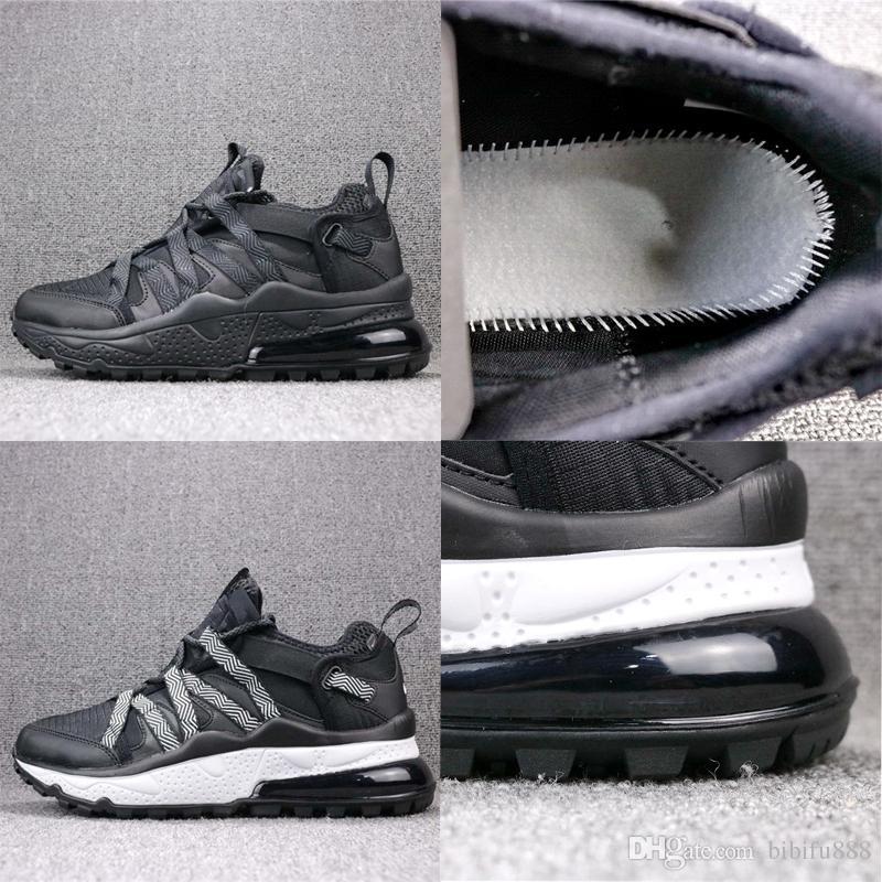 1fc996851183f Acheter 2019 Nike Air Max 270 Bowfin Hommes Chaussures De Course Pour Femmes  Baskets Entraîneurs Mâle Sport Hommes Athlétique Chaud Corss Randonnée  Jogging ...