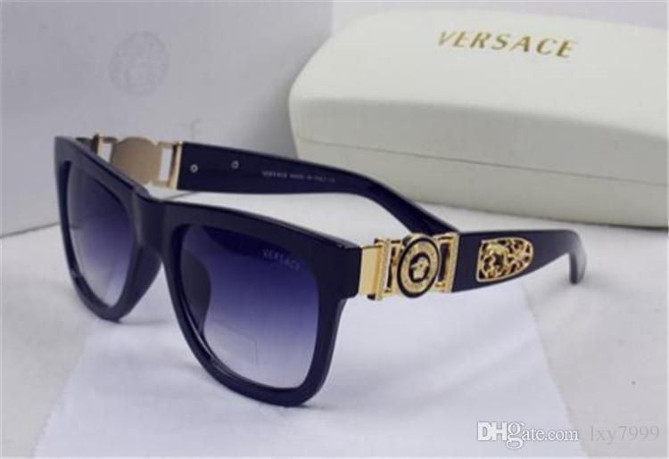 fb166acd9 2019 Design Hot Sale Fashion Frame Sunglasses Women Men Sun Glasses  Outdoors Driving Glasses Uv400 Eyewear With Original White Victoria Beckham  Sunglasses ...