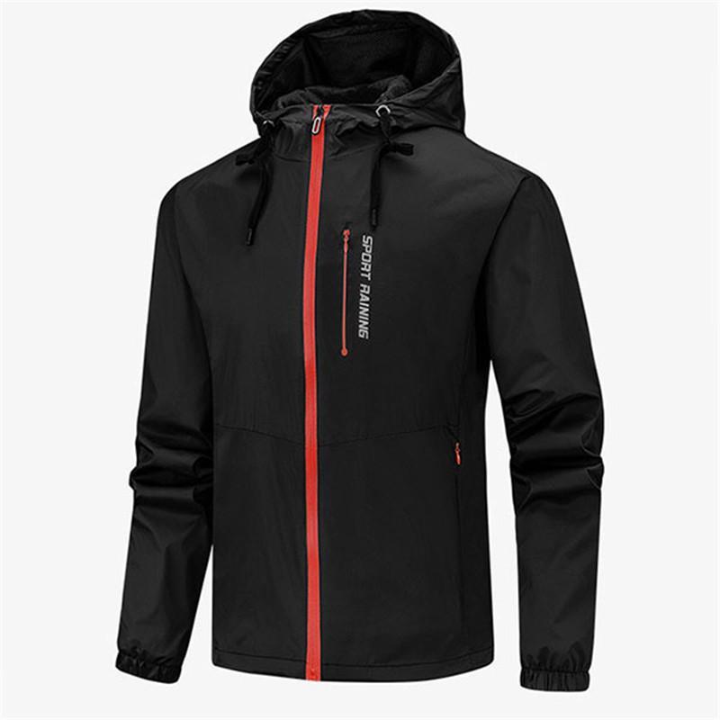 Langarm Plus Designer Kleidung Männer Größe Hoodie Windjacke Marke Reißverschluss Jacke Herbst Sport Neue Hoodies Herren Mantel Sweatshirt 5xl sQdrthC