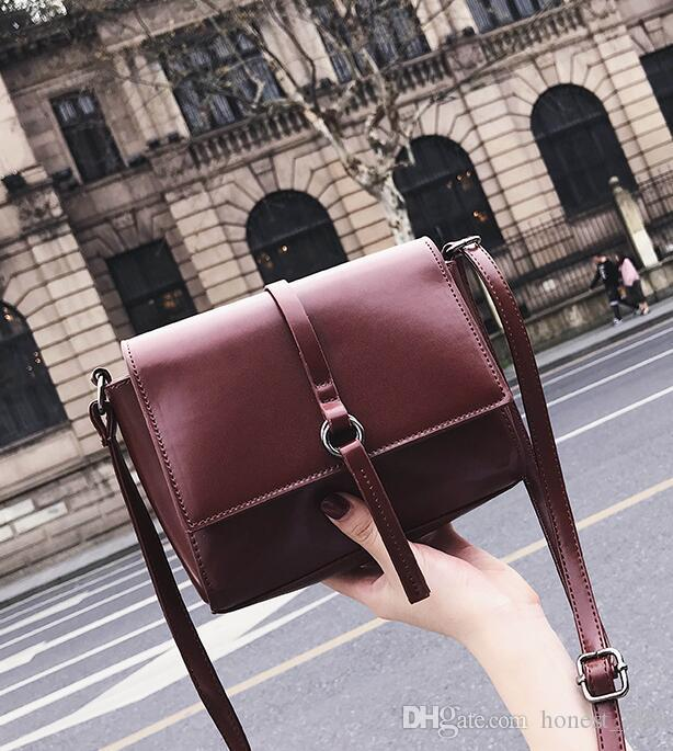 High quality fashion shoulder bag designer handbags new hit color Ling grid Messenger bag simple chain package cross Body bags 02