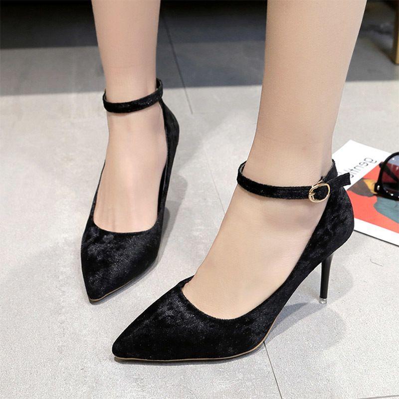 ТОП-3 модели женских туфель, которые нравятся мужчинам
