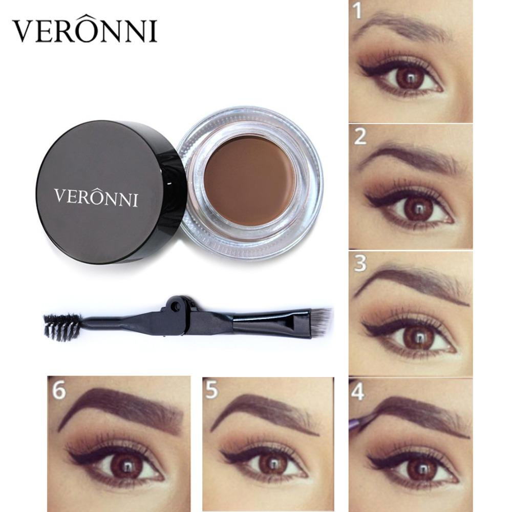 776974bd0c5 Best Selling 2018 Products Eyebrow Enhancers Maquiagem Makeup Brown Color  Waterproof Natural Eye Brow Filler Pomade Gel Pencil Buy Makeup Online  Eyebrow ...