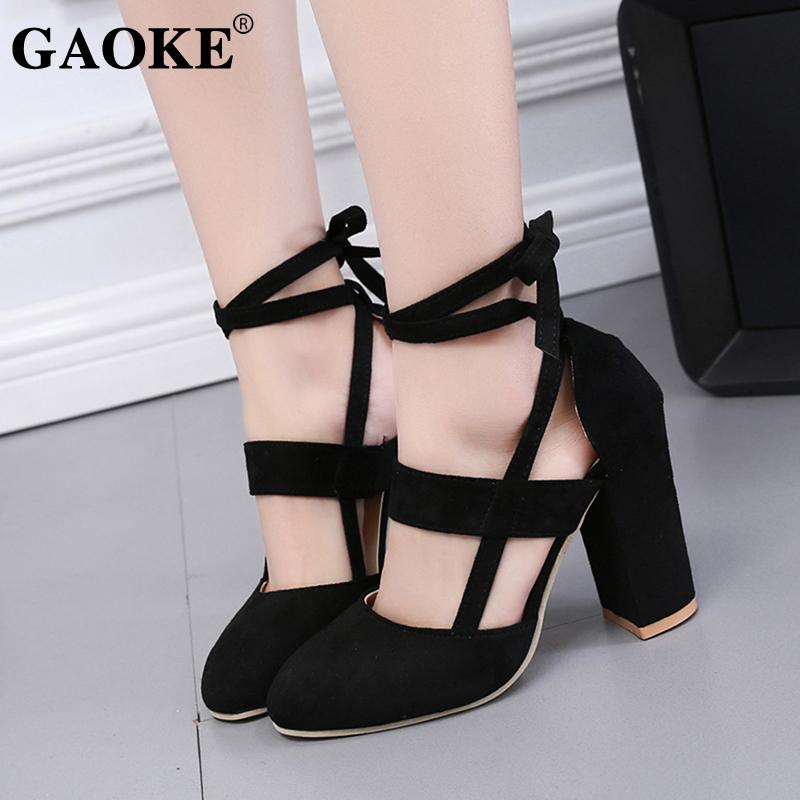69fc74d1ccf Dress Factory Price Sexy Gladiator High Heels 8cm Women Pumps Wedding Dress  Shoes Woman High Heels Shoes Faux Suede Basic Sandals