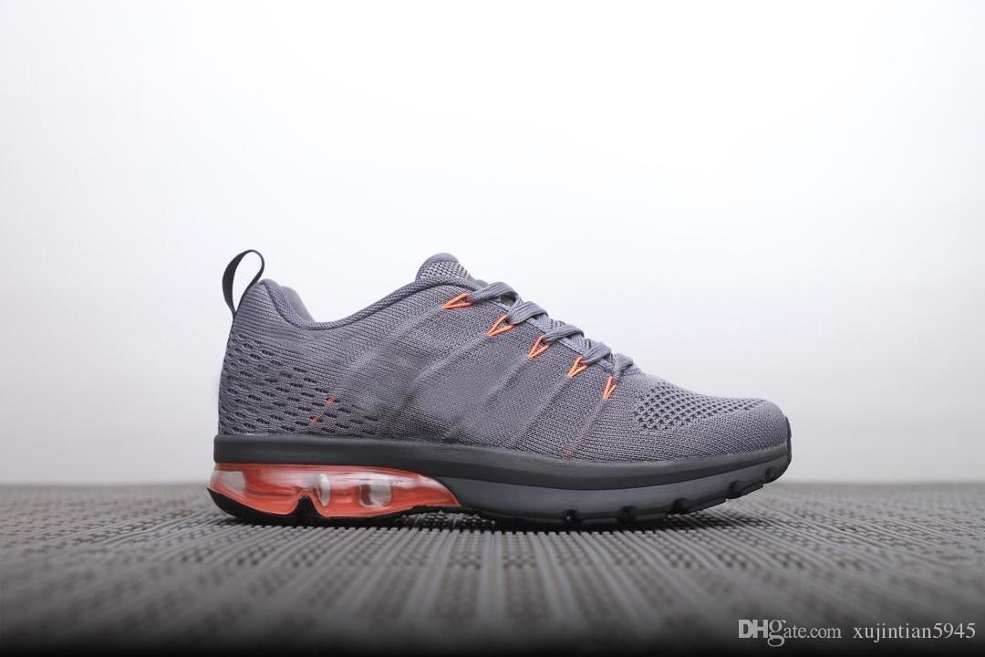 the best attitude b36cd 9d334 Compre Nike Air Max Tr180 2019 Zapatos Casuales De Alta Calidad Y Bajo  Precio, Zapatos De Moda Para Hombres, Zapatos Con Cojín De Aire Euro 40 44  A  36.55 ...