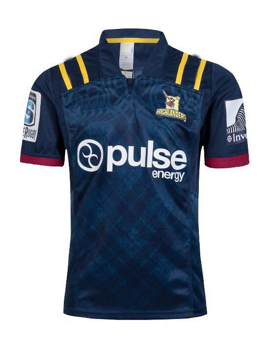 e7fd546ca58 2019 News 2018 2019 Chiefs Super Rugby Jersey New Zealand Super Chiefs  Blues Hurricanes Crusaders Highlanders Shirts SIZE: S 3XL From  Jerseys_thebest, ...