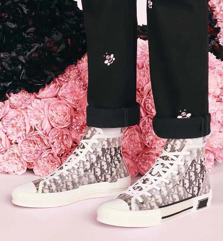 dafd6586400 Compre 2019 Nueva Tendencia DI Carta All Star Zapatos De Hombre Zapatos De  Mujer Marca Casual Alta Para Ayudar A Correr Patines Clásicos De Lona A  $171.58 ...
