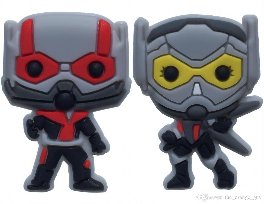 Ant Man And The Wasp Fridge Magnets Creative Cartoon Pvc Home
