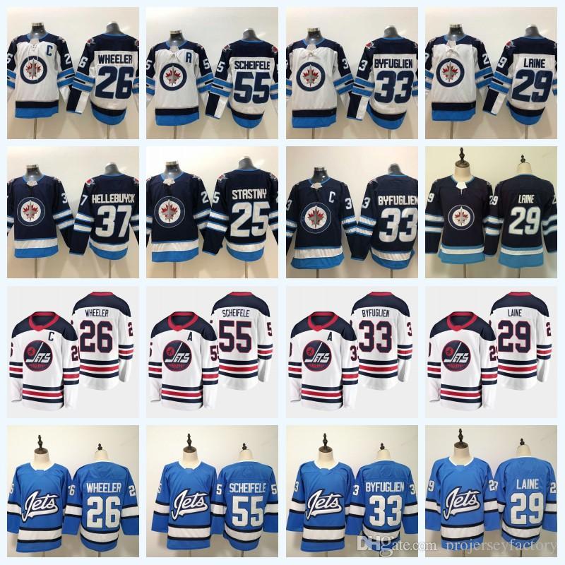 9c026e87a 26 Blake Wheeler Winnipeg Jets 29 Patrik Laine 55 Mark Scheifele 37 ...