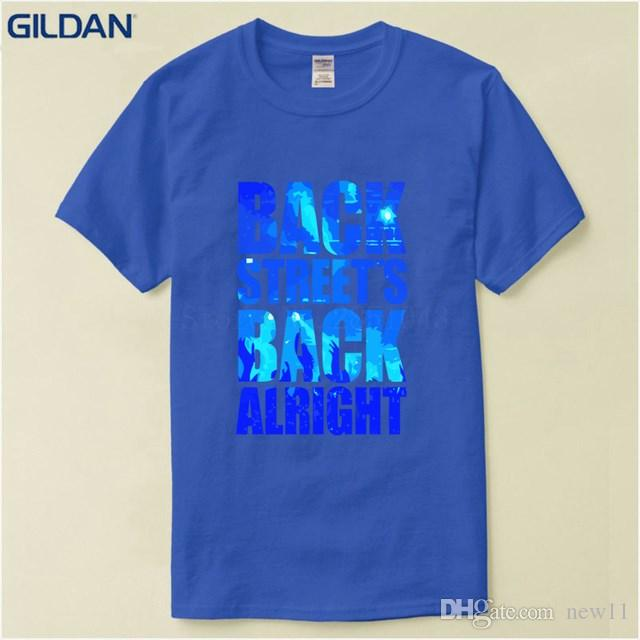 56523690 2019 Mens Designer T Shirts Men S Short Sleeve Graphic Crew Neck Backstreet Boys  Rock Band As Long As You Love T Shirt That T Shirt But T Shirts From Boot47  ...