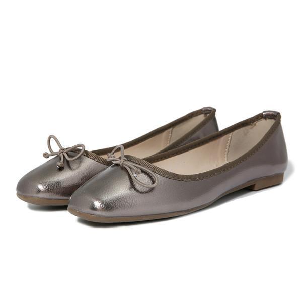3fd56a7228371 NIS Women Ballet Flats, Black/Gold/Gun Silver Butterfly-knot Ballerina Flat  Shoes, Ladies Soft Loafers, Pointed Toe Slip On Shoe Women's Flats Cheap  Women's ...