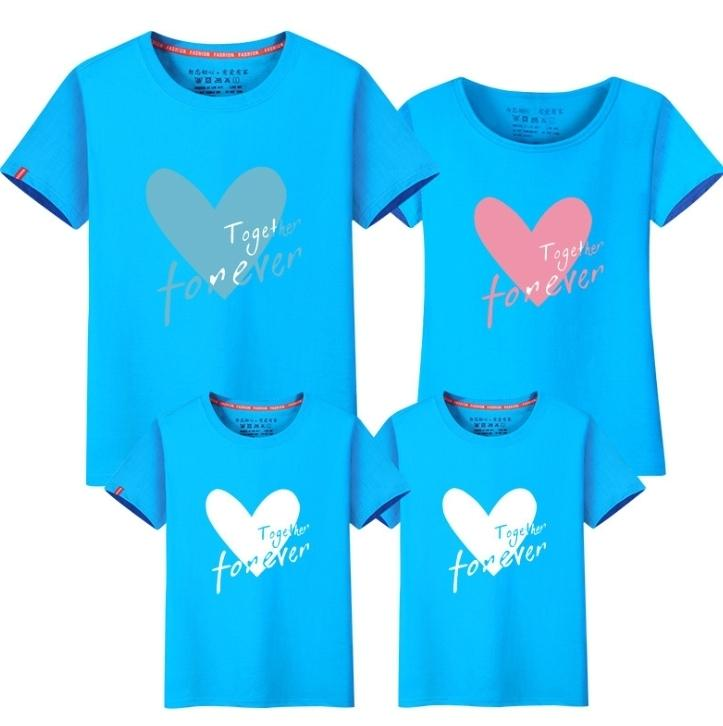 516ac1263 Sons Girls Family T Shirts 2019 New Summer Family Short Sleeve Cartoot T  Shirt Mom Dad Clothes Cotton Mother Kids Clothing Fy059 Father Daughter  Matching ...