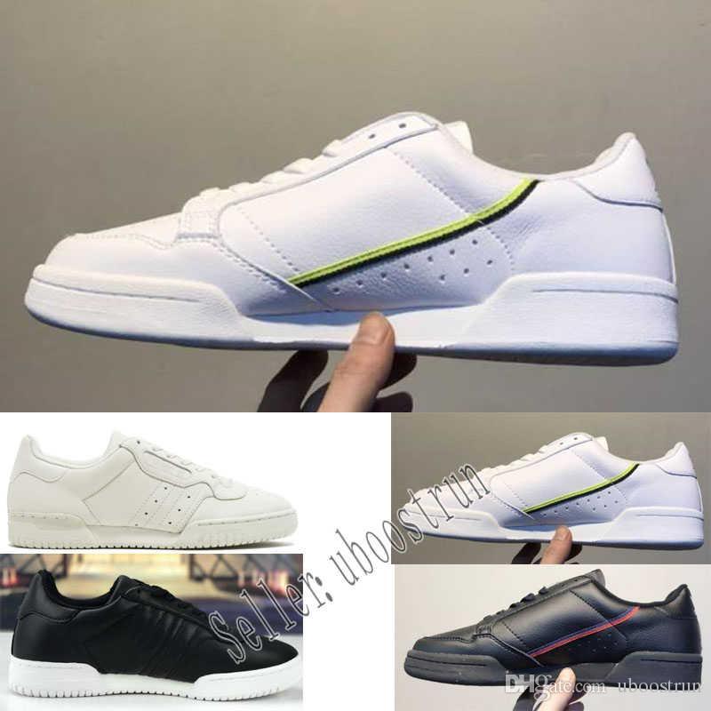 nouveau style 53945 463e5 2019 Adidas New arrive Continental 80 Chaussures de haute qualité pour  hommes, femmes