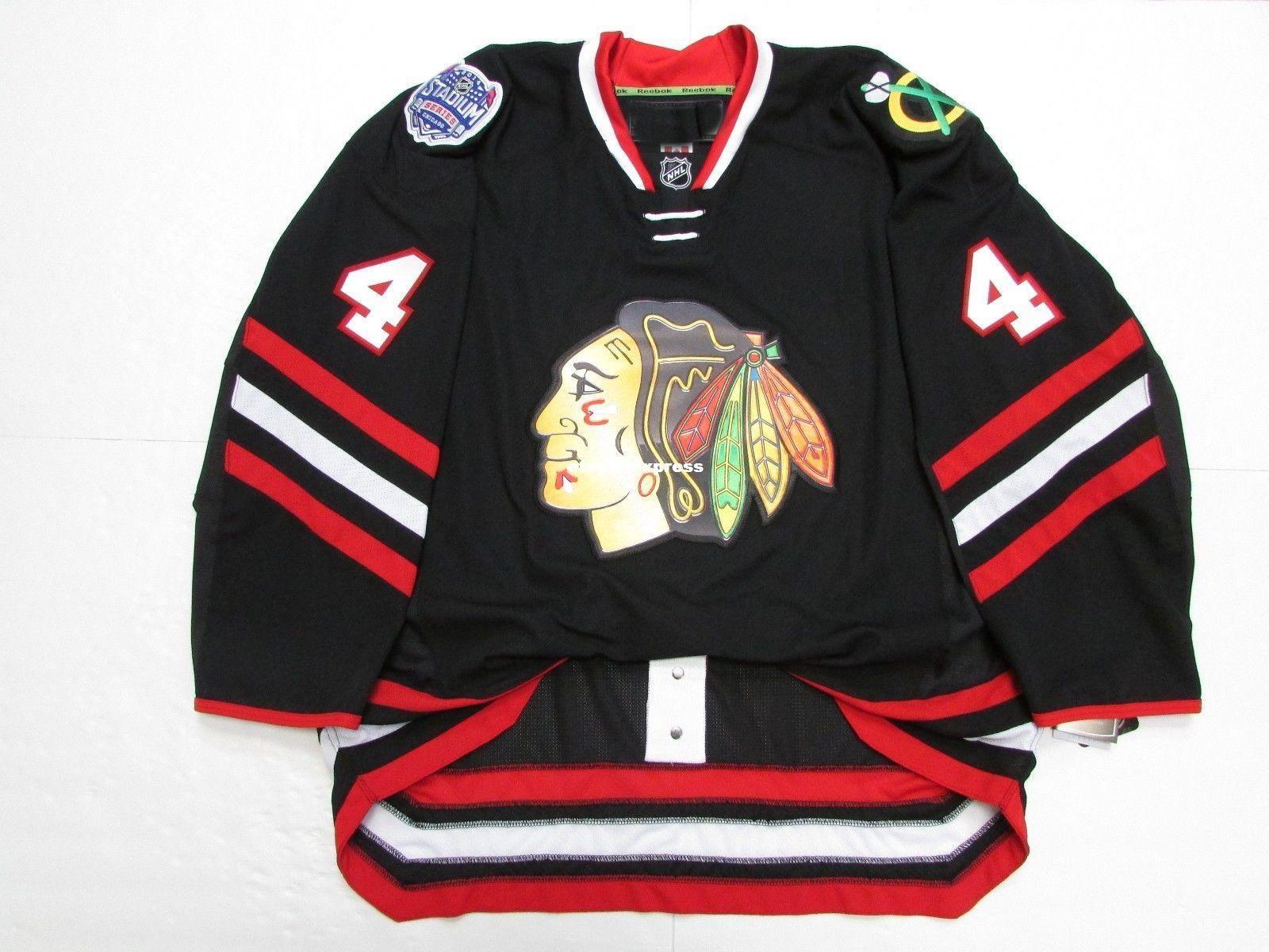 3346414464b 2019 Cheap Custom Niklas Hjalmarsson CHICAGO BLACKHAWKS 2014 STADIUM SERIES  JERSEY Stitch Add Any Number Any Name Mens Hockey Jersey XS 6XL From ...
