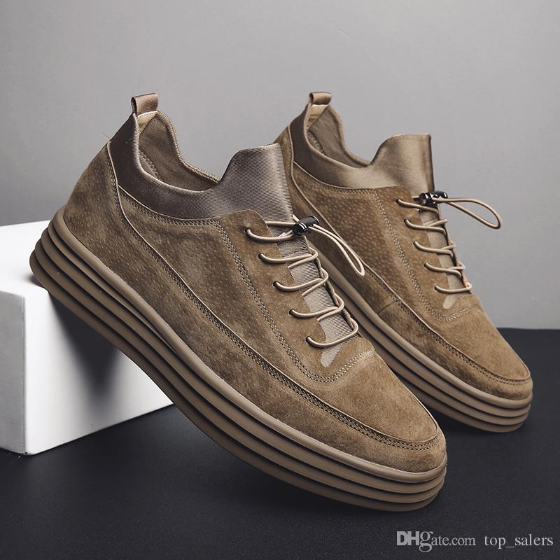 013 Summer breathable one foot pedals lazy person board tide shoe canvas man bean shoe man recreational cloth shoe
