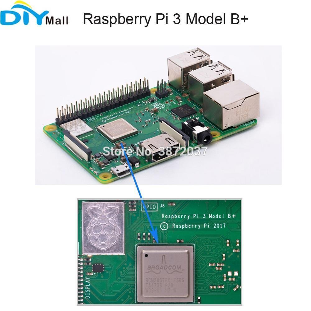 Raspberry pi 3 model b+ price