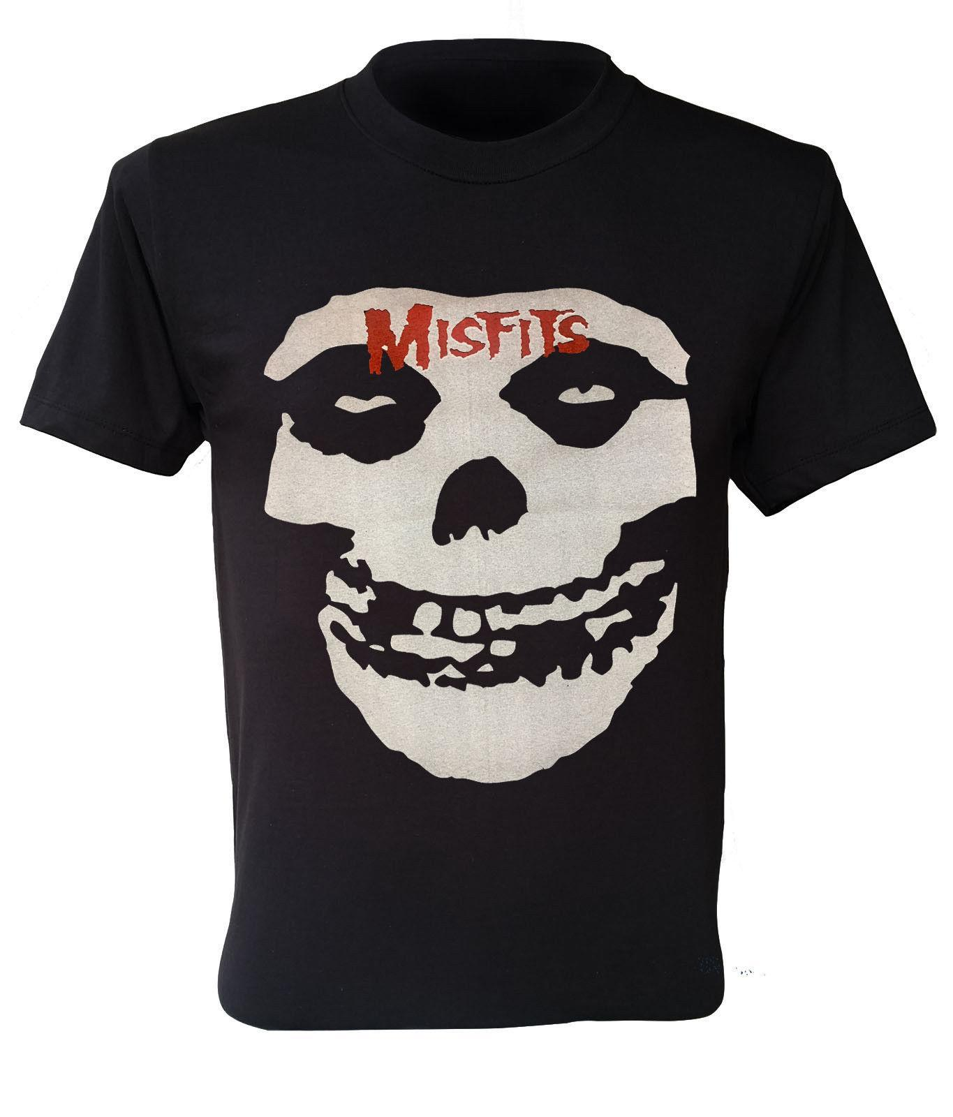 Mens Designer T Shirts Shirt Misfits T Shirt Logo American Horror