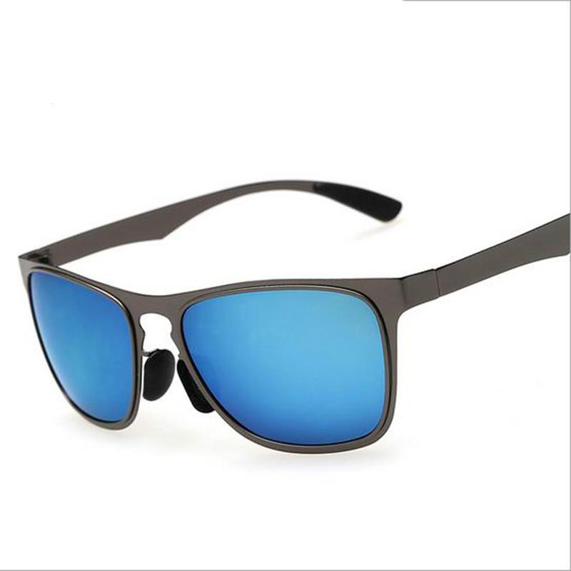 b9086507dac 2019 Brand Designer Polarized Sunglasses Men Titanium Sun Glasses Male  Lunette Gafas De Sol Eyewear For Men With BOX Serengeti Sunglasses Sun  Glasses From ...