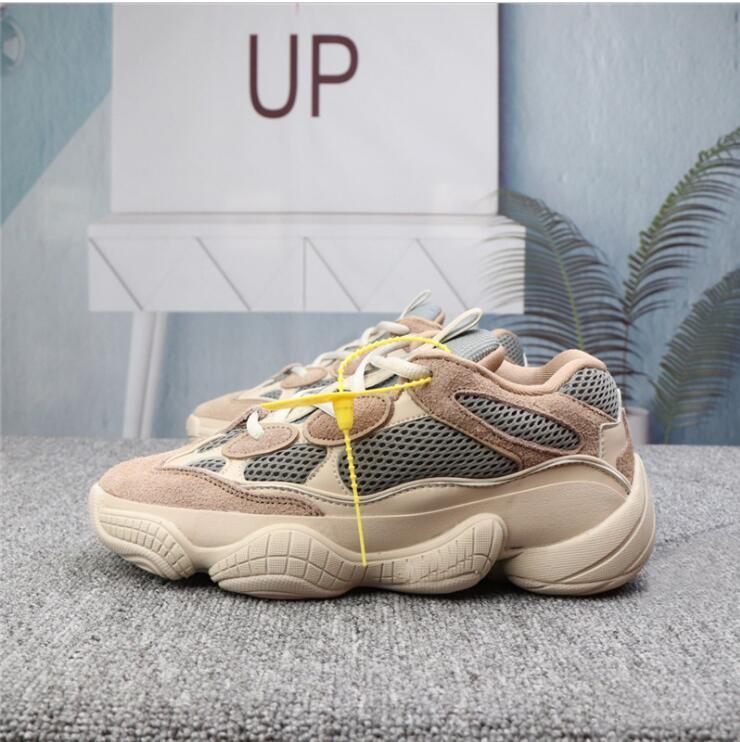 new style 74cc5 a7040 yeezy 2018 New Boost SPLY 500 Blush loafers Desert Rat West Wave Runner 350  Running mens shoes designer shoes Sneakers piom