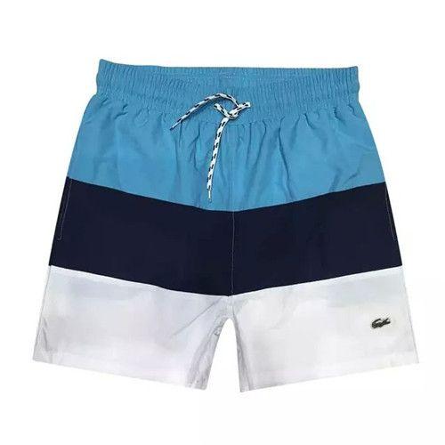 753367558b Men's Fashion Crocodile Embroidery Tricolor Splicing Beach Pants Design  Summer POLO Shorts For Man Swim Wear Board Quick Drying Shorts Fashion  Shorts Pants ...