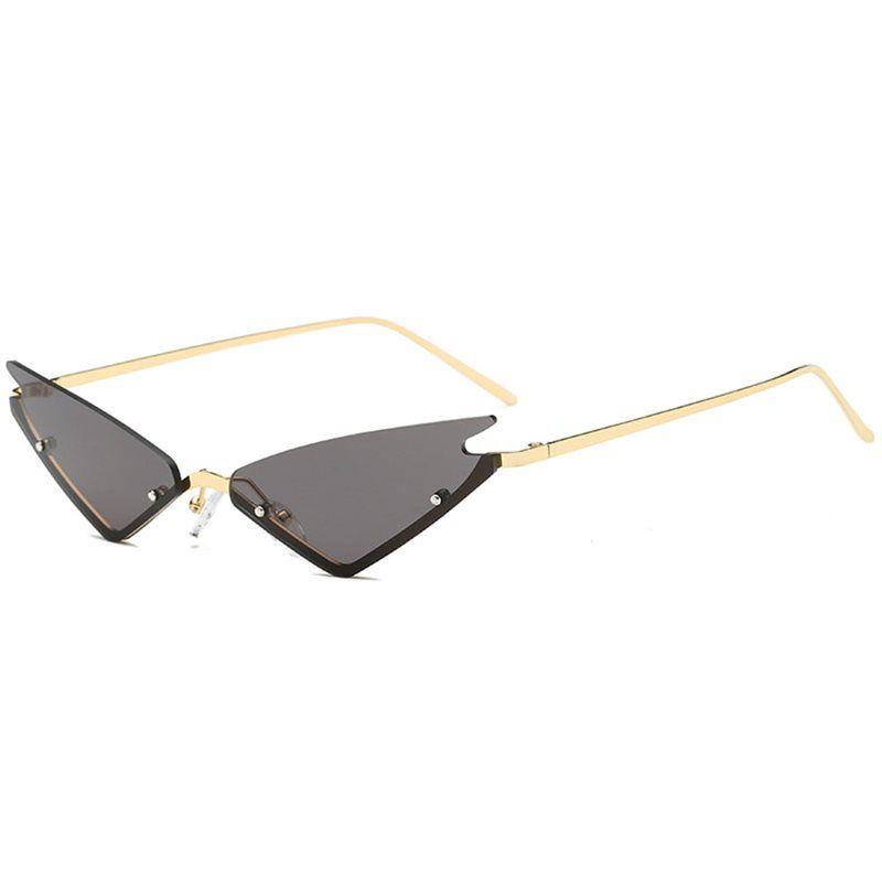 62f448e3a2da5 2019 Women Eyewear Casual Vintage Black Cat Eye Hot Sale Hip Hop ...