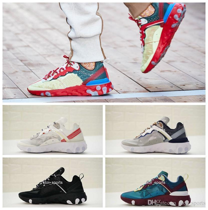 Acquista New Undercover Upcoming React Element 87 Scarpe Da Uomo Donna 559ecad9578