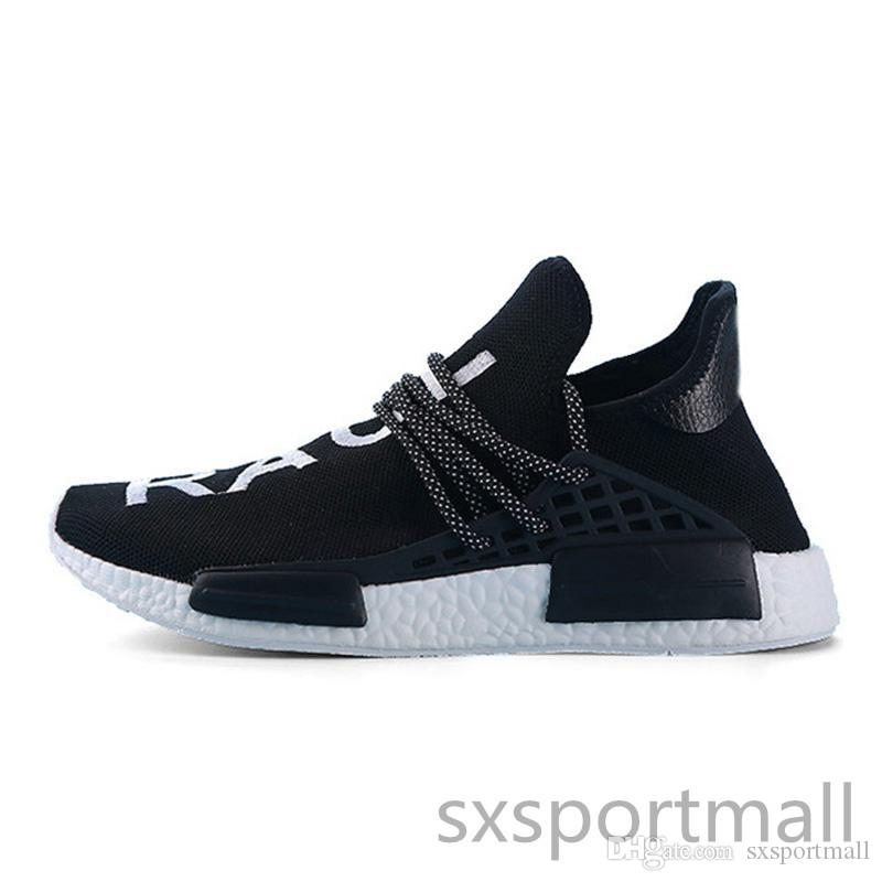 19c0bb5c7c202 2019 Hot Sale Human Race Hu Trail X Pharrell Williams Nerd Men ...