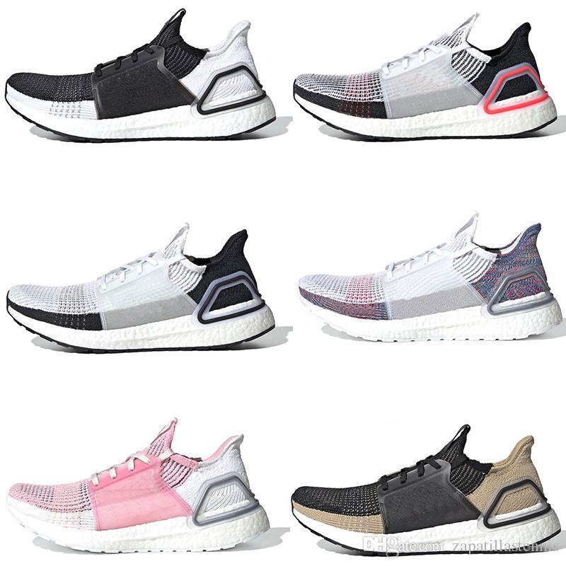 new arrival ff007 5bbee Good deal price mass Men Women Running Shoes Ultra 5.0 Laser Red Dark Pixel  Core Black manTrainer Sport Sneaker Sale Online 36-45