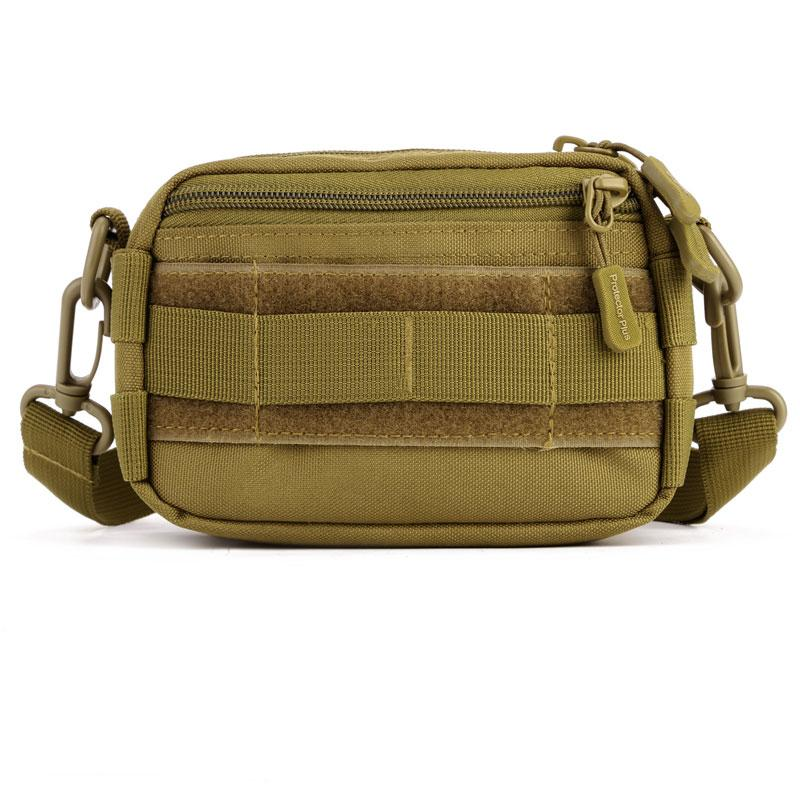 Protector Plus USA Molle Utility Pouch Bag Explorer Soldier Surplus Assault Stealth Survival Tool Field Tactical Pack