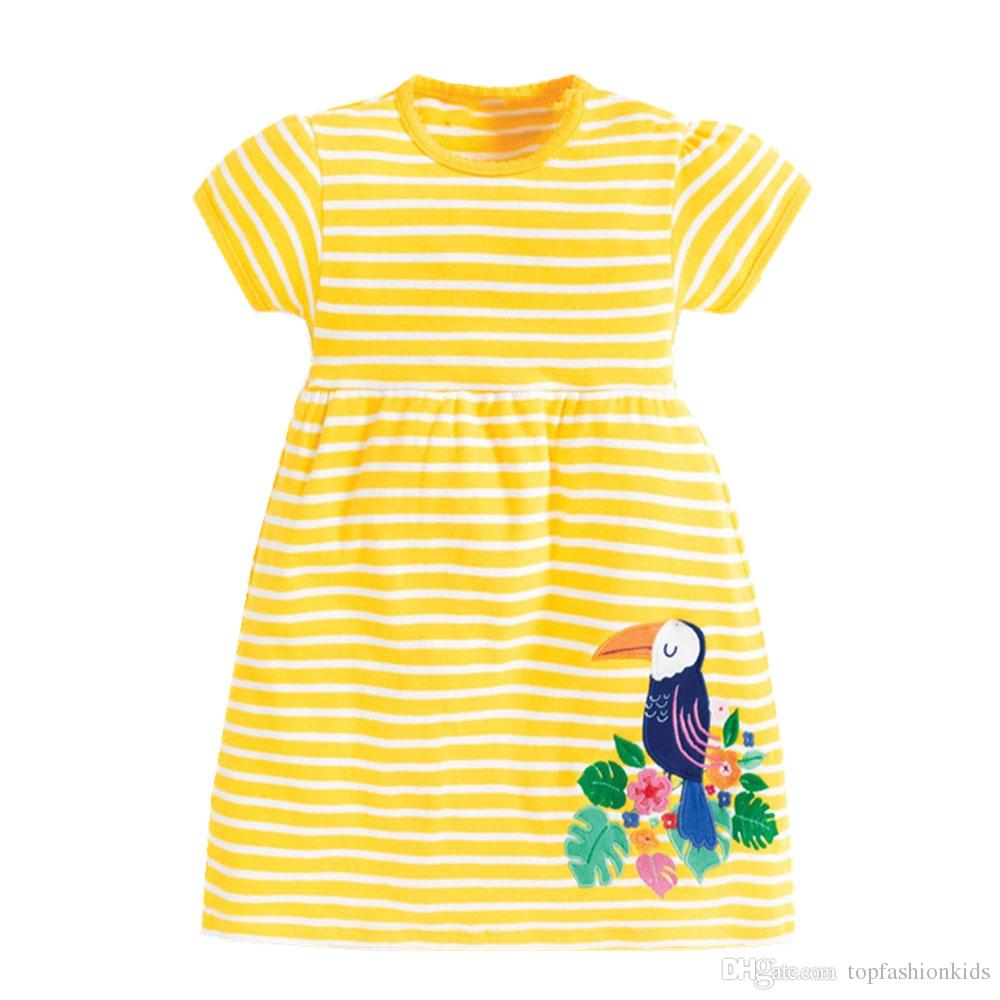54439588a6f0 Baby Girl Party Dress for Kids Christmas Clothes 2019 Brand Summer ...
