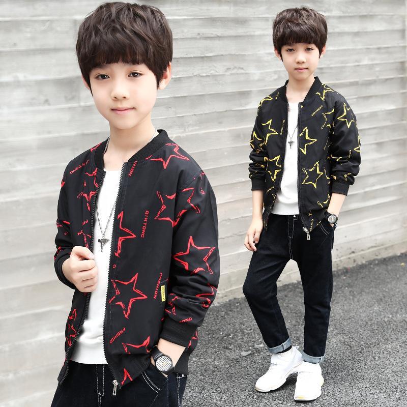 6808e17fb boys clothes boys jacket children's coats 5 to 16 years old kids jacket  baby boy coat vogue set