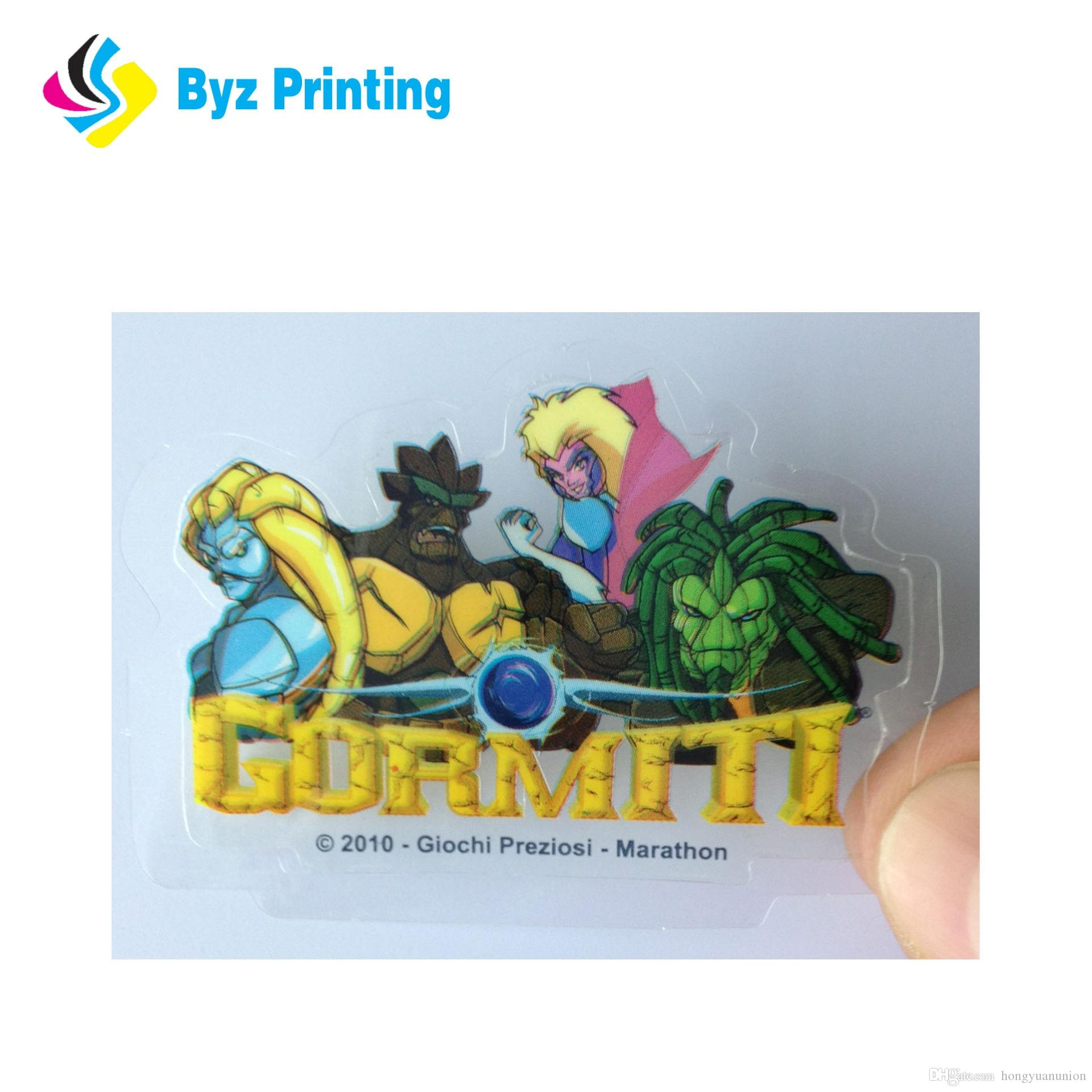 2019 hot sale custom transparent die cut vinyl printing stickers for window decoration from hongyuanunion 0 04 dhgate com
