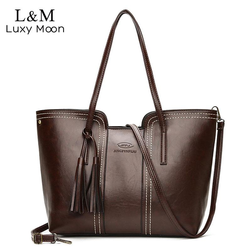 Hot Women s Leather Handbags Luxury Lady Hand Bags With Purse Pocket ... 525ce02de550a