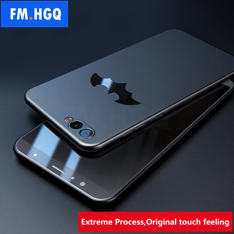 finest selection 36d26 b41bc Luxury Phone Case For Huawei Honor 10 Ultra Thin Matte Car Magnetic Holder  Case For Huawei Honor V10 Pc Hard Case Cover Fundas