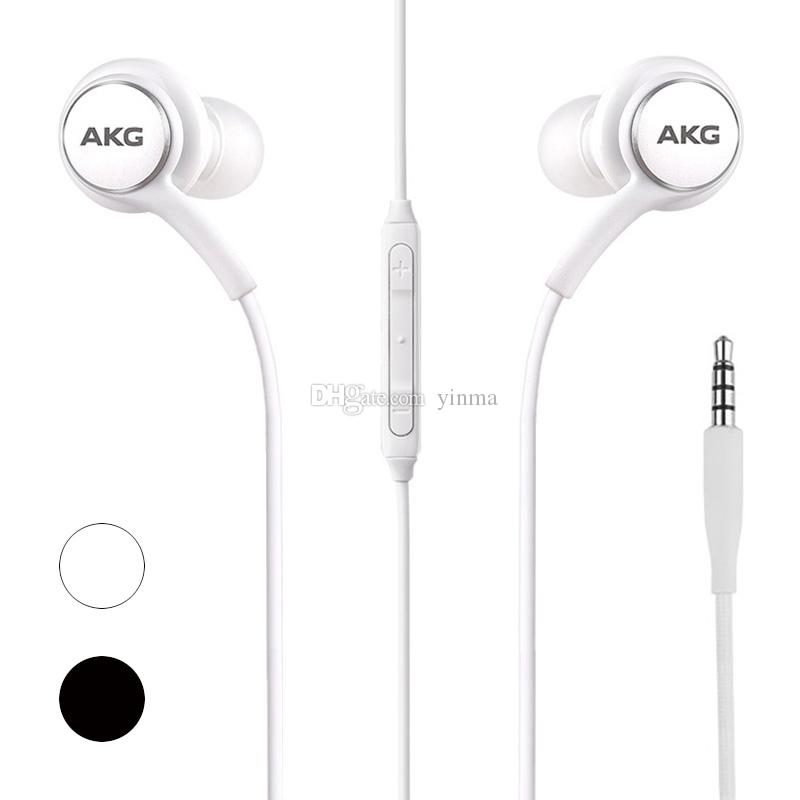 Official Genuine S10 Headphones Mic Headsets Earphones Earbuds For Samsung  Galaxy S10 S10E Note 9 S9 S8