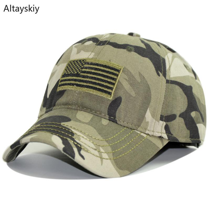 Baseball Caps Women Camouflage Adjustable Army Embroidery Sun Shade Outdoor Womens  Cap Letter Printed Hip Hop Leisure Sport Chic Big Hats Hat Stores From ... c09fc0d1223