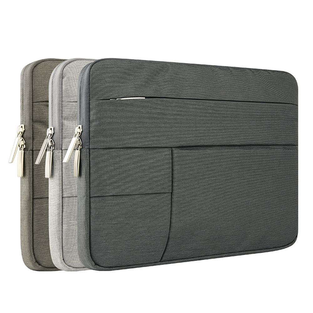 Fashion Zipper Computer Sleeve Case For Macbook Laptop AIR PRO Retina 11 12 13 14 15 13.3 15.4 15.6 inch Notebook Touch Bar Bag