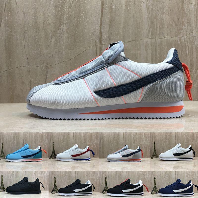 buy online 08589 54237 Scarpe Online Uomo 2019 New Kendrick Lamar X Cortez Basic Slip KENNY IV  Designer Donna Sneakers Classic Uomo Scarpe Da Corsa Scarpe Da Ginnastica  Chaussures ...