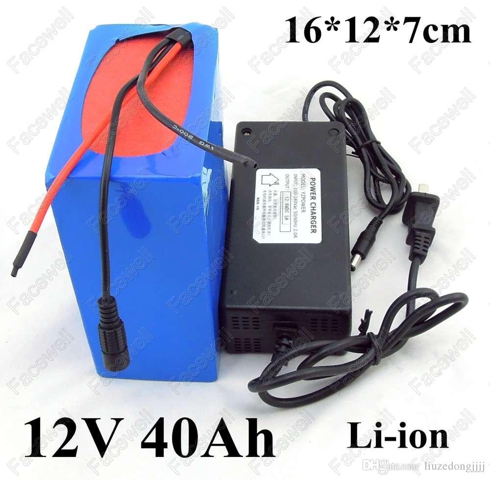 Lithium Battery Pack >> Gtk 12v 40ah Lithium Ion Battery 12v Lithium Battery Pack Bateria