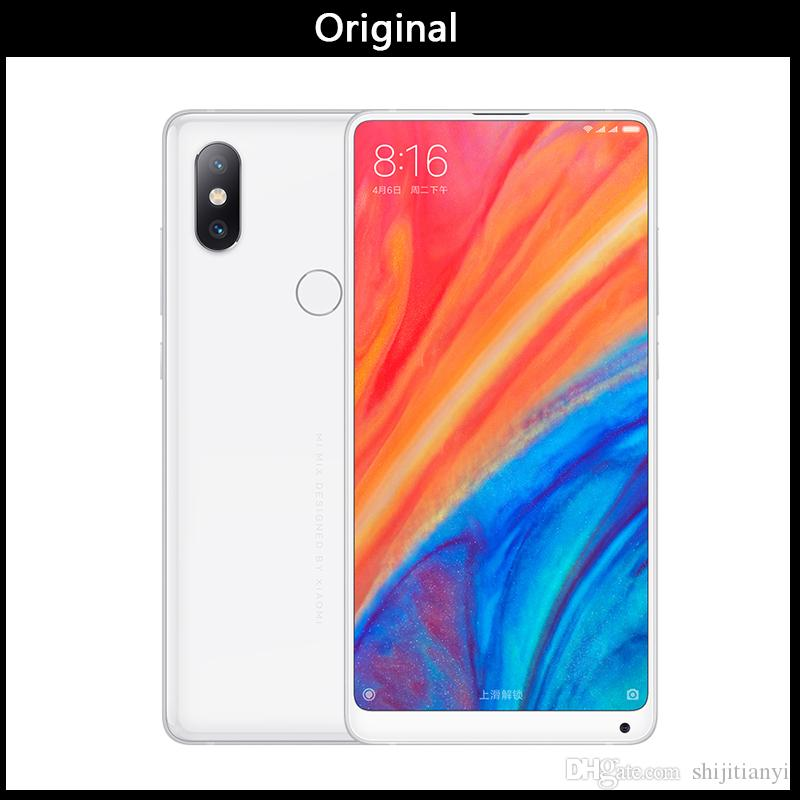 "Global Version Xiaomi Mi Mix 2S Snapdragon 845 5.99"" FHD Full Screen Octa Core Mobile Phone 6GB 64GB NFC FDD LTE 4G Mix2S"