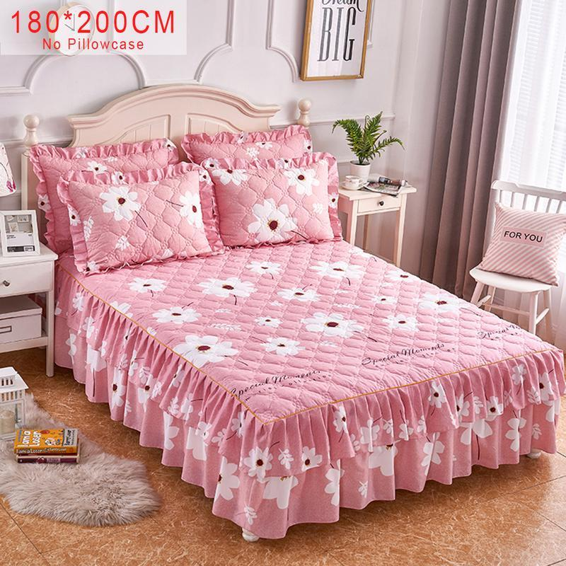 1 8 1 5cm Bed Cover Floral Fitted Sheet Cover Bedspread Bedroom Bed