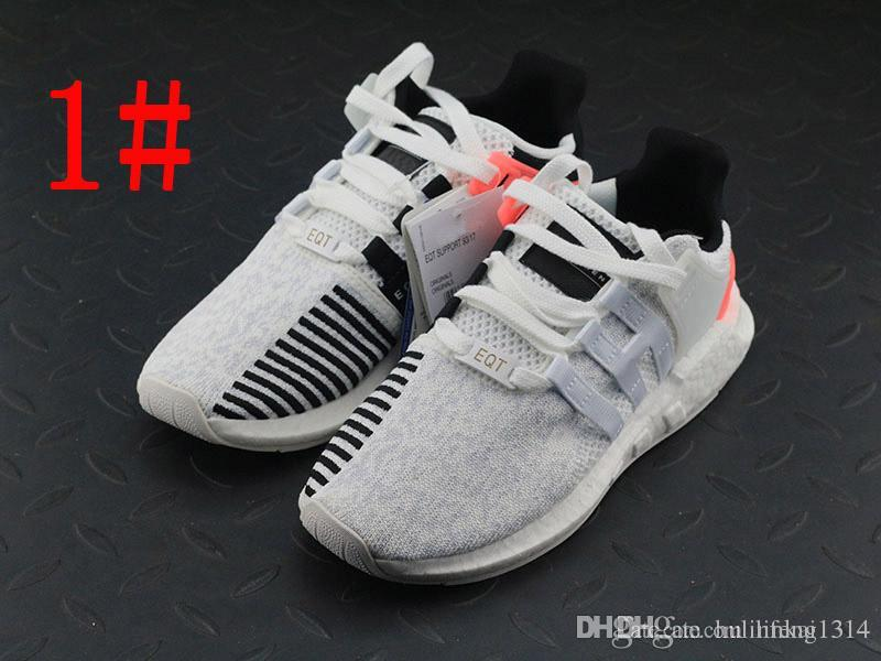 New Arrive Boost EQT Support Future Boost 93 17 White Black Pink Men Women  Ultra Boost Sport Sneakers Run Shoes Size 36 45 Leopard Print Shoes White  ... 2cc029e732