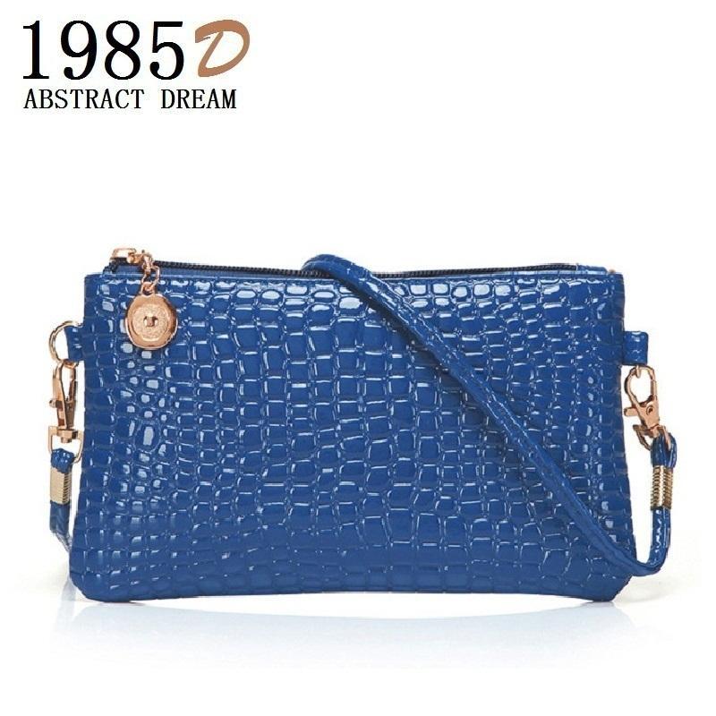 62165cfed33d69 Cheap Fashion Bags 2019 Wallet New Summer Crocodile Change Casual Small  Crossbody Shoulder Messenger Bag Women Mobile Phone Bag Shoulder Bags  Handbags On ...