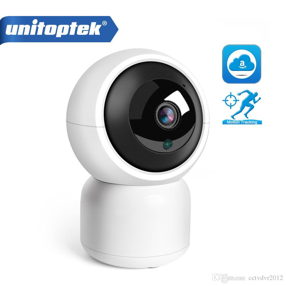 39b261e68 HD 720P 1080 P Cámara IP WiFi Seguimiento automático Monitor de bebé Cámara  de seguridad en el hogar IR Visión nocturna Cámara de CCTV ...